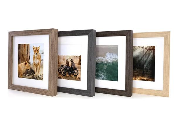 Product Shot Framed Photo